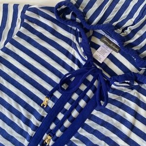 Tommy Bahama Blue Swimsuit Cover Up - Size Small